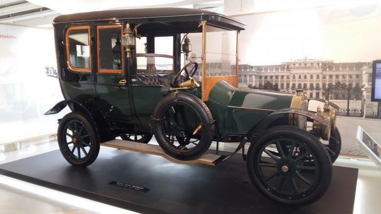 Kaiserwagen im Museum